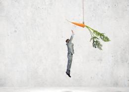 Falsche Anreize zur Motivation töten die Kreativität