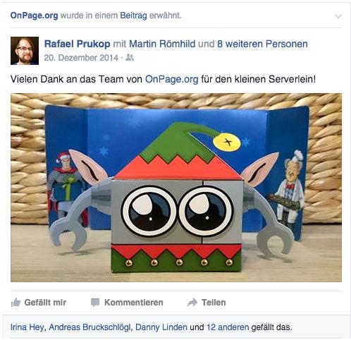 onpage.org - Das Serverlein