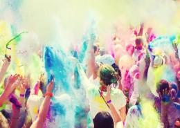 Farben können dein kreatives Potential befeuern.