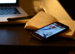 Inspirationsquellen mit dem Smartphone verwalten