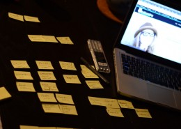 Kreativ arbeiten mit Post-It-Notes