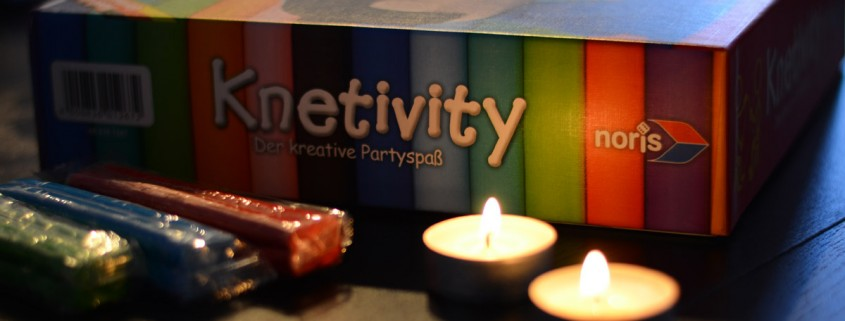 Kreative Spiele - Knetivity